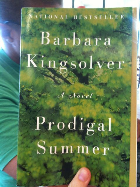 Prodigal Summer is dedicated to Steven, Camille, Lily and wildness